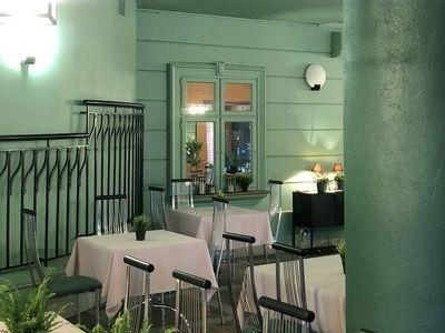 Wnętrze restauracji 8
